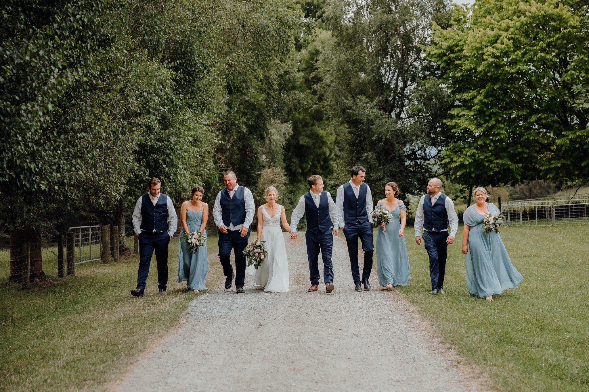 South Canterbury wedding