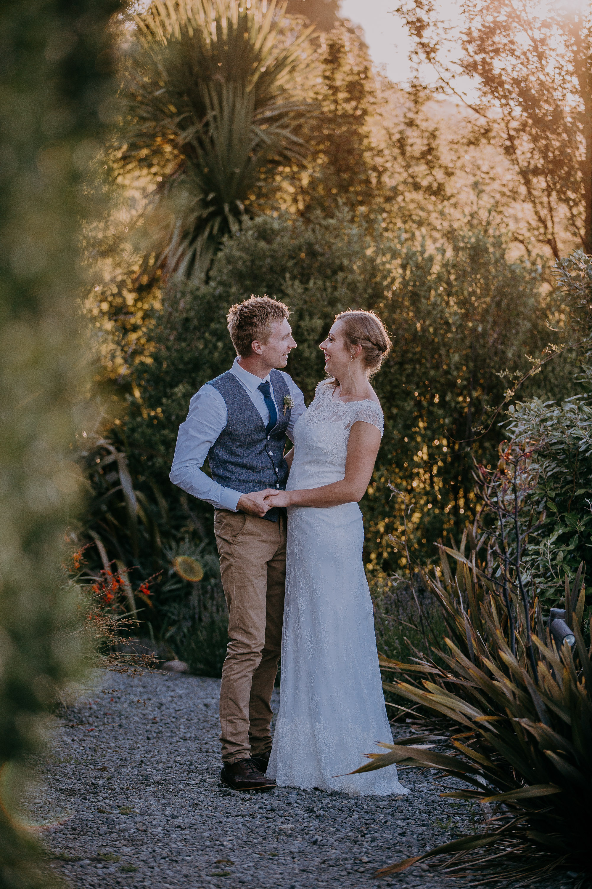 Waipuna Estate wedding