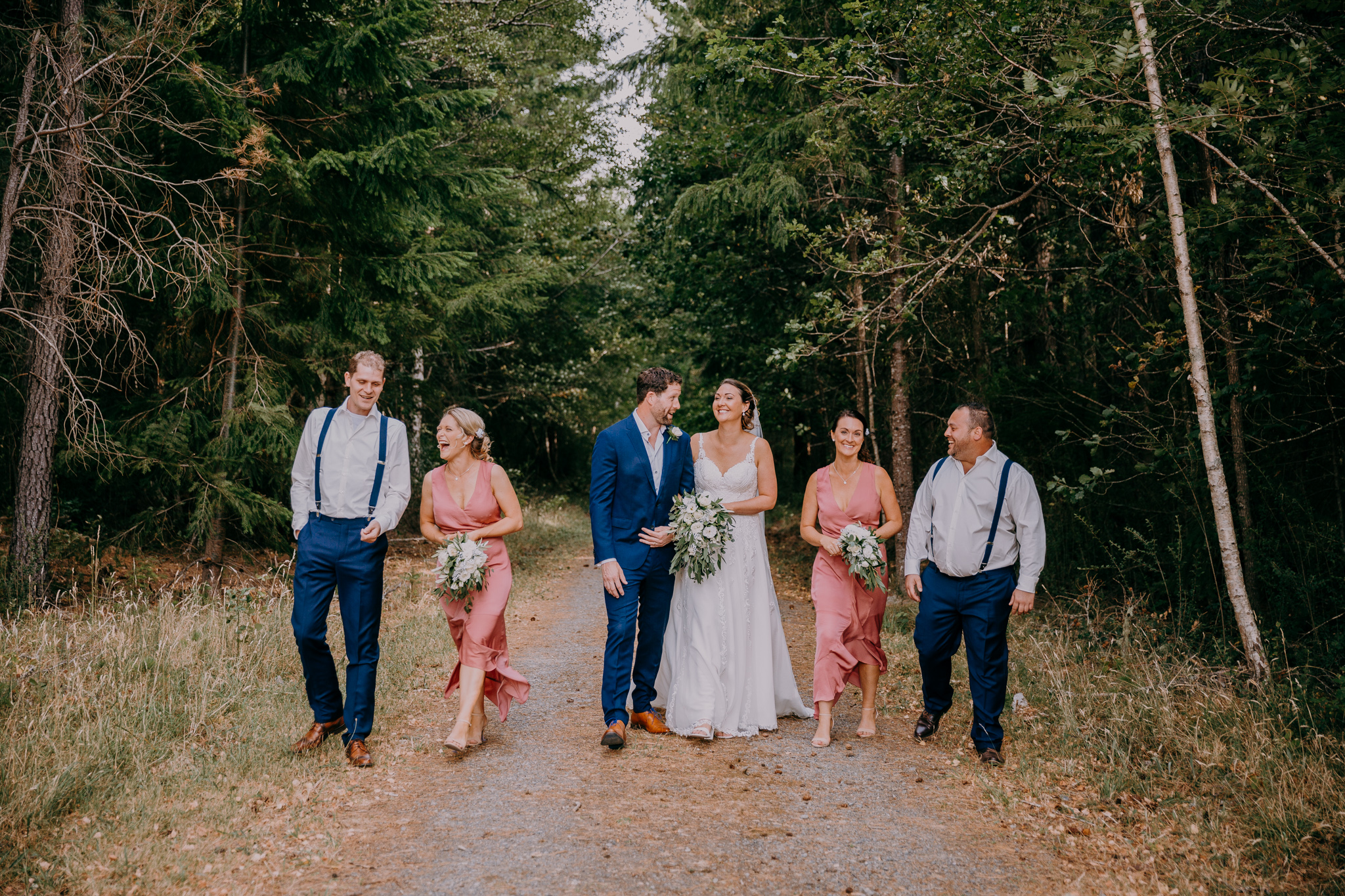 Hanmer Springs wedding