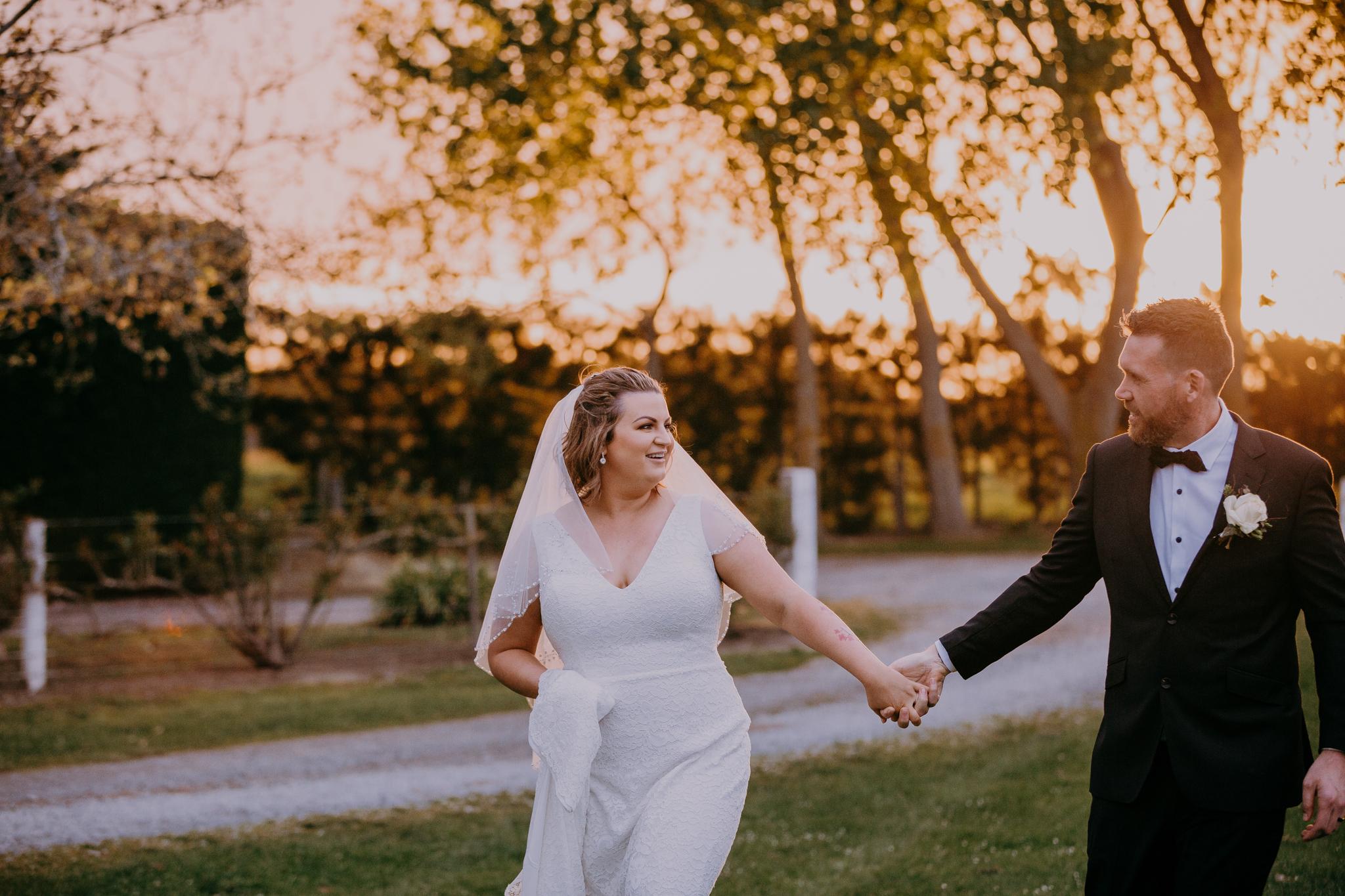 Larcomb Vineyard Wedding