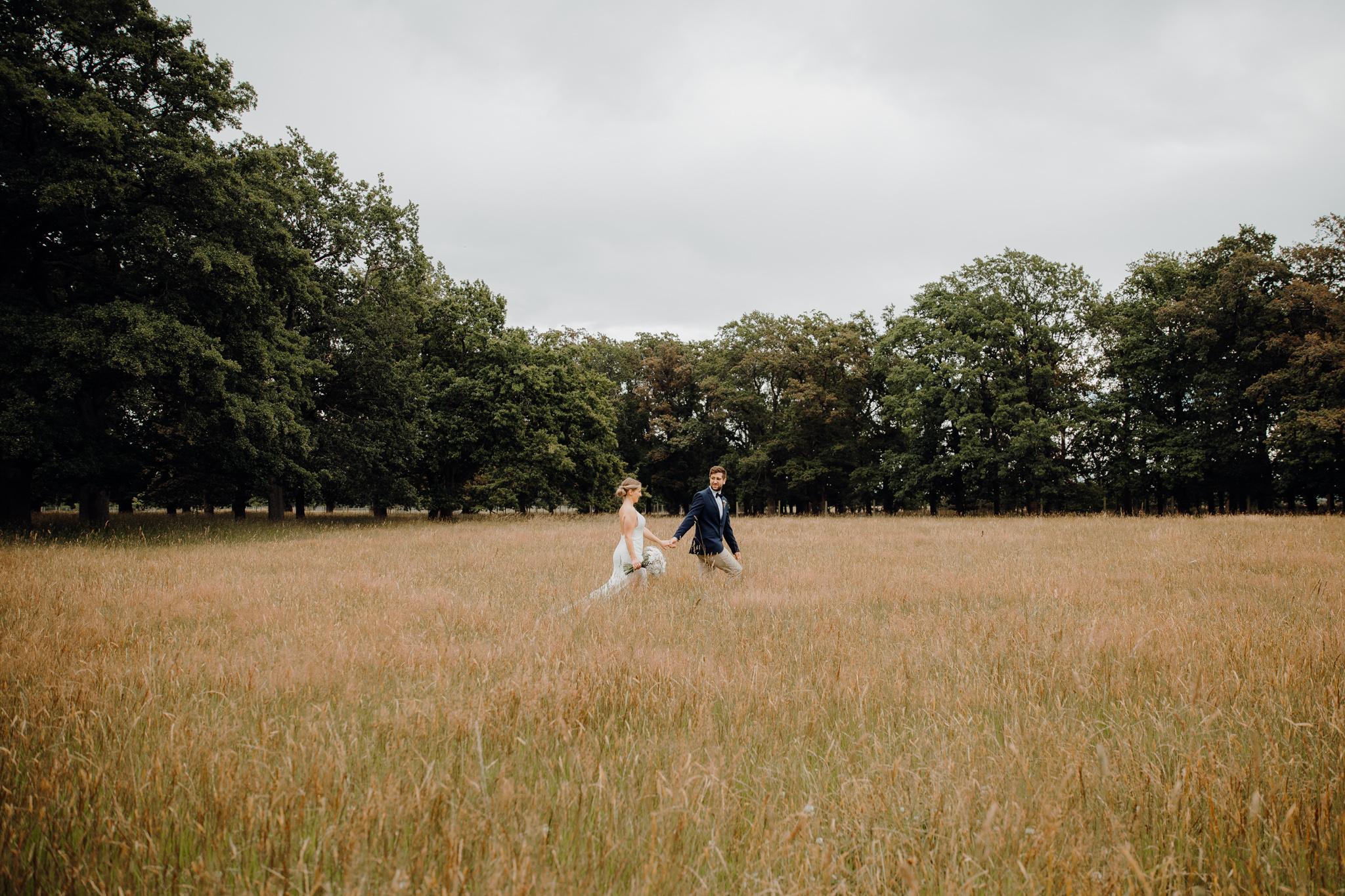Bangor Farm Wedding