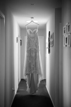Paperswan wedding dress