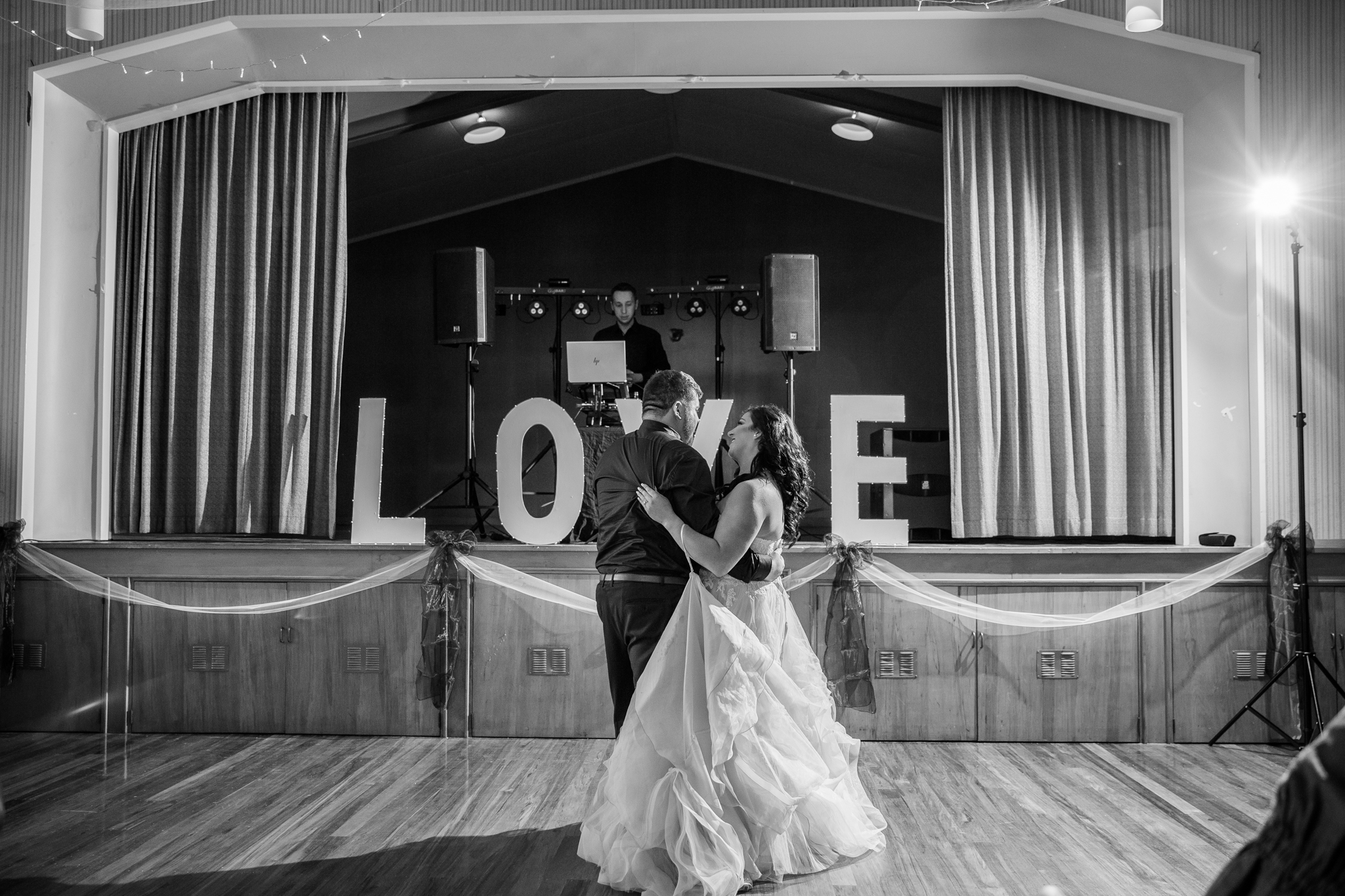 Timaru country wedding