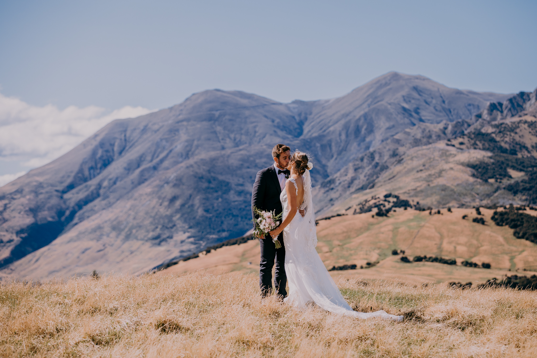 Wanaka wedding landscape