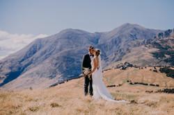 Wanaka wedding landscape