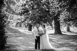 Fairlie wedding photography