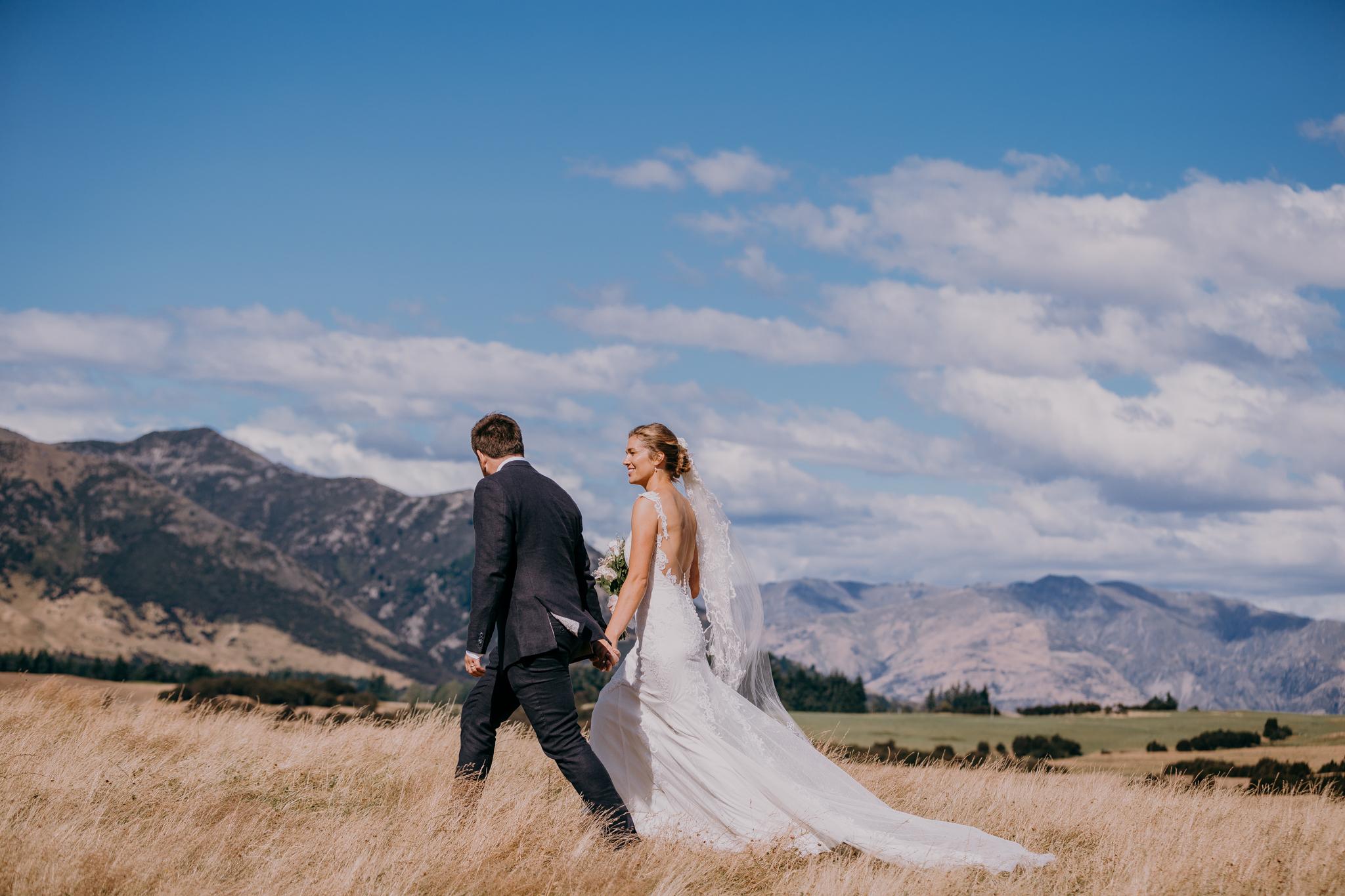 wedding photography wanaka