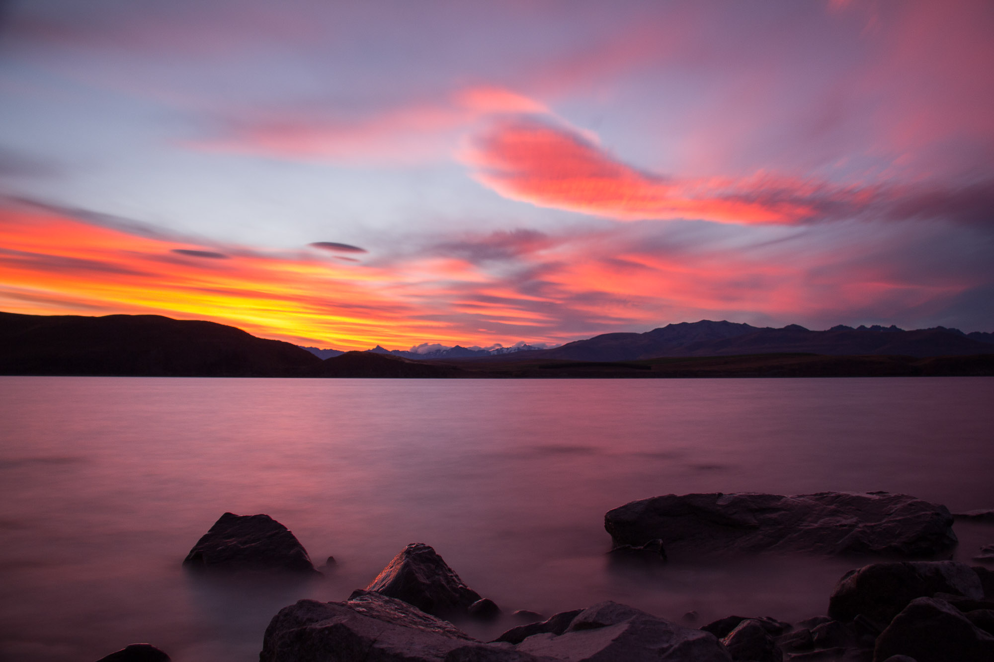 Lake Tekapo photography