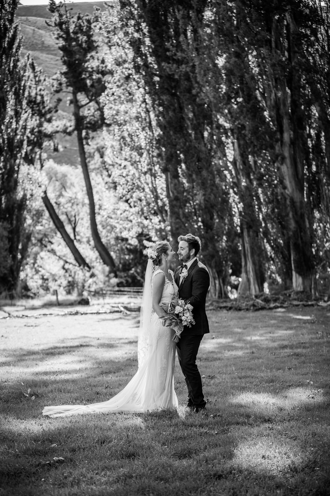 Otago wedding photographer
