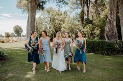 Peel Forest Lodge wedding