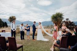 Hanmer Springs wedding photographer