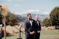 Lookout lodge wedding