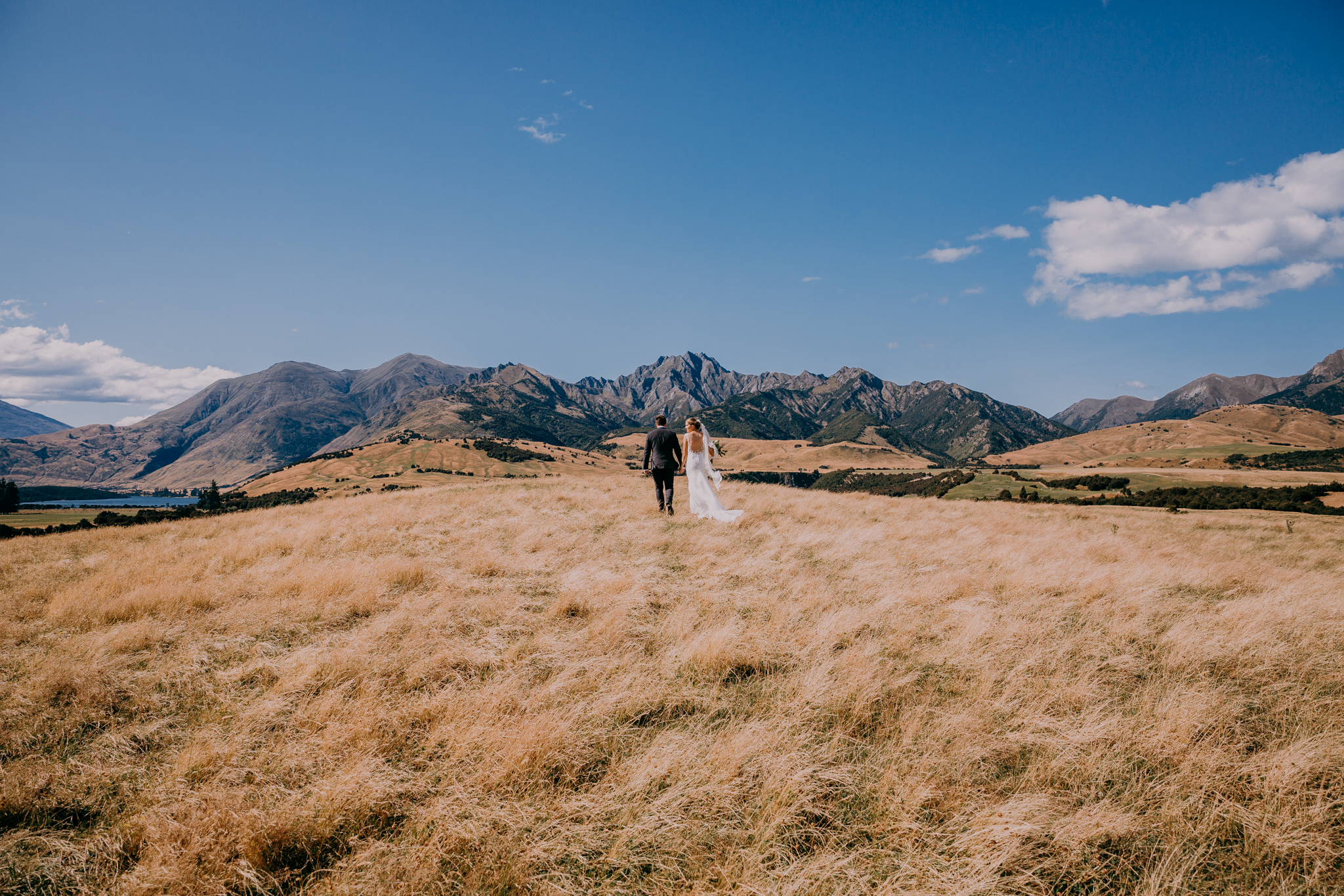 Wanaka New Zealand Wedding