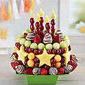 Fruit Birthday Cake