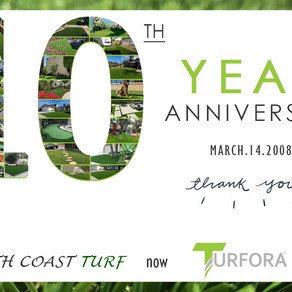 Celebrating our 10th Year Anniversary!