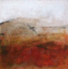 Paysage 2, 2009, Robert Lobet