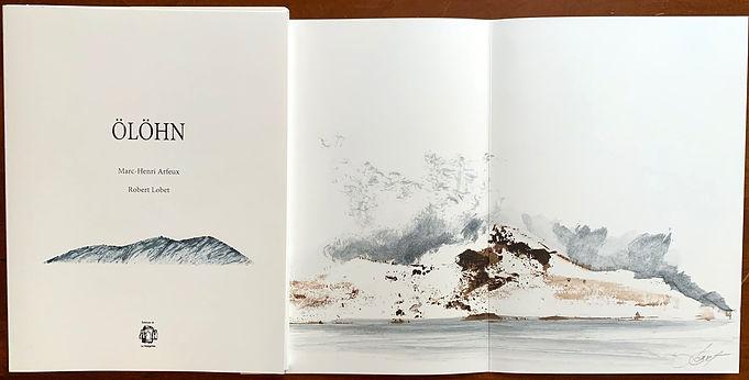 Marc-Henri Arfeux Olohn, Editions de la Margeride, 2013