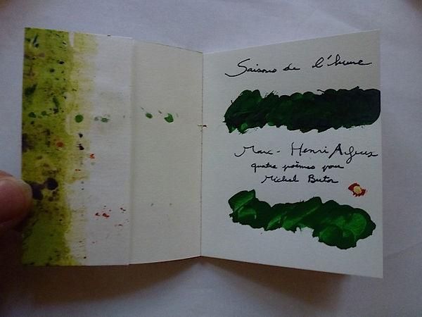 Livre Unique Marc-Henri Arfeux