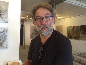 Portrait de Robert Lobet