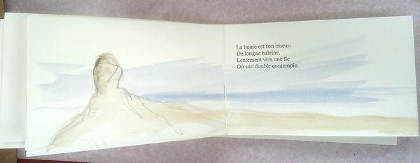 Velours de l'Horizon Marc-Henri Arfeux