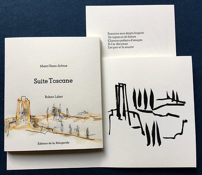Suite Toscane Marc-Henri Arfeux