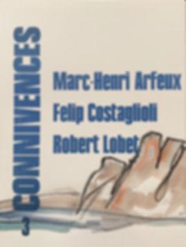 Connivences 3 Marc-Henri Arfeux