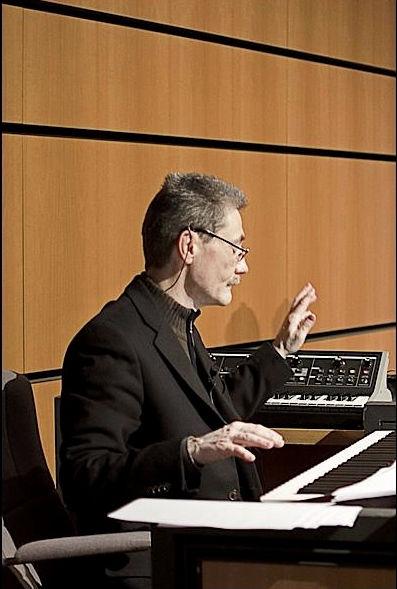 Marc-Henri Arfeux Concert