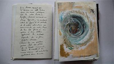 Manuscrit Marc-Henri Arfeux