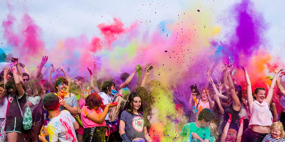 Run With Your Imagination 5k Color Run!