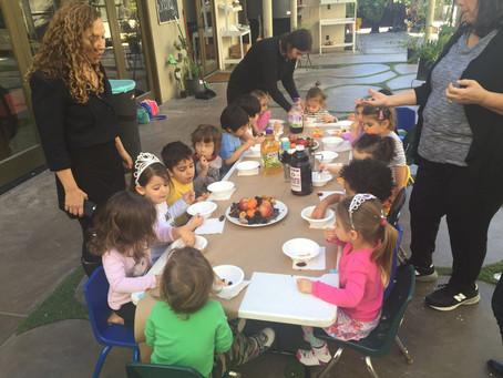 Tu B'shvat Seder.