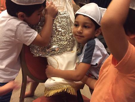 Visiting The Torah