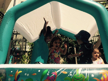 Water Play & Theater