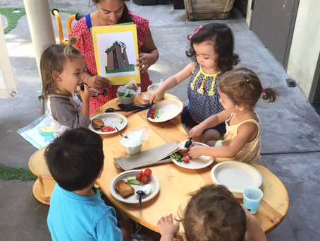 Sukkot at Kinder Circle