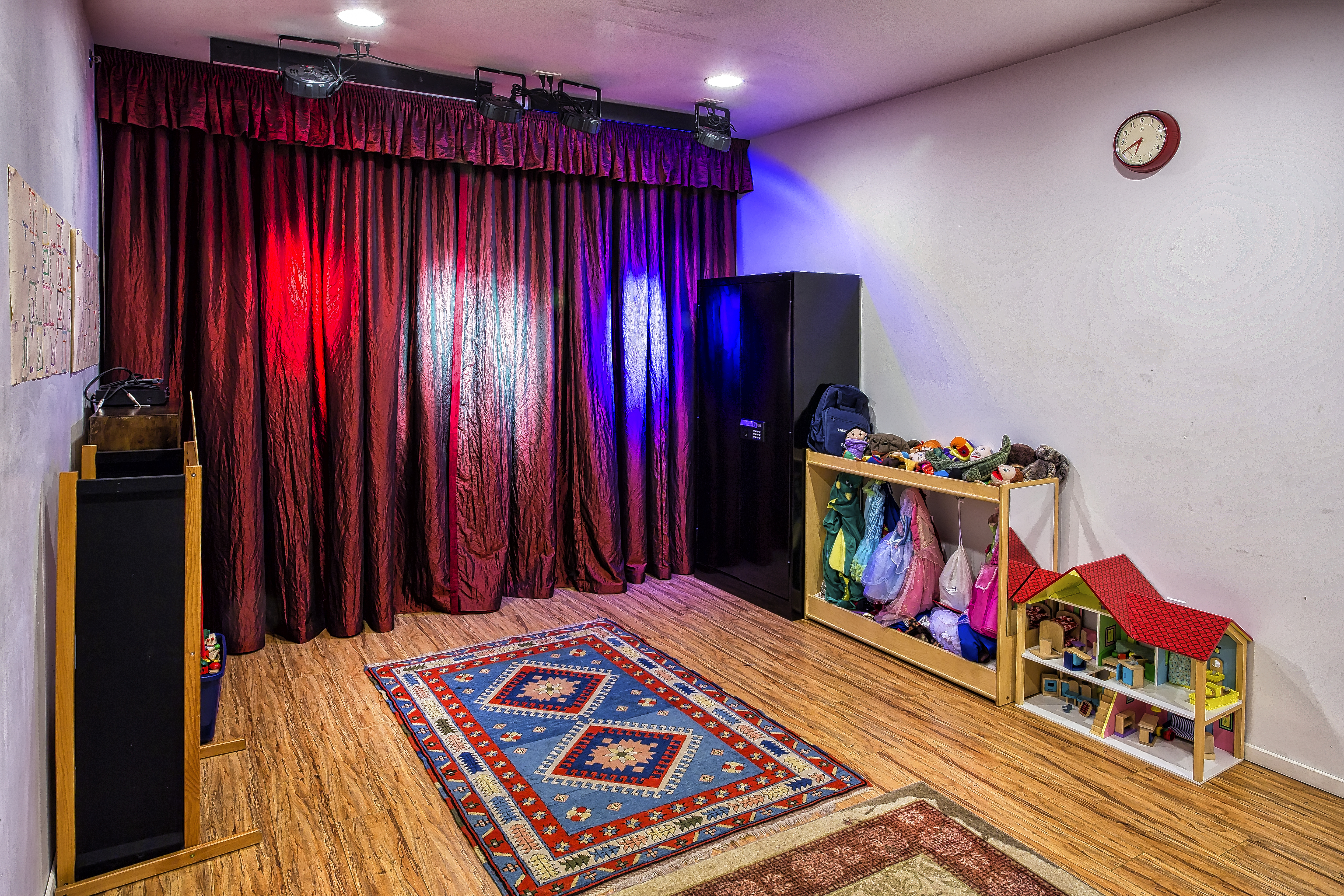 Children's Theater Room