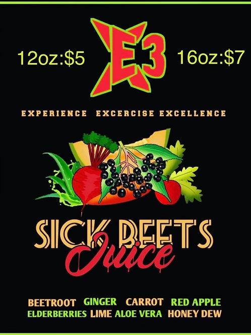 Sick Beets Juice