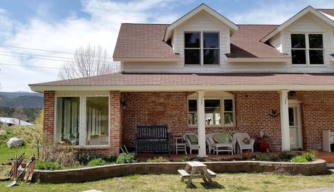 Original House before Addition