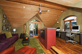 Home Office/Media Room