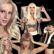 Many Faces of Christina
