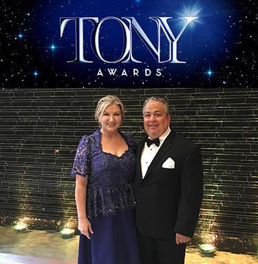 2018 Tony Award's at Radio City Music Hall