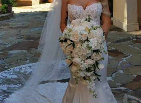 Being The Perfect Bride With The Perfect Spray Tan!