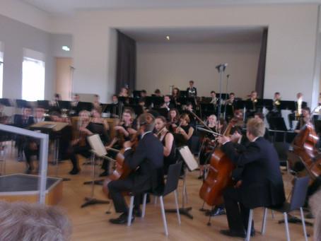 Konzert im Schloss!