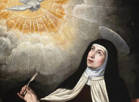 Santa Teresa de Jesús. 15 d'Octubre.