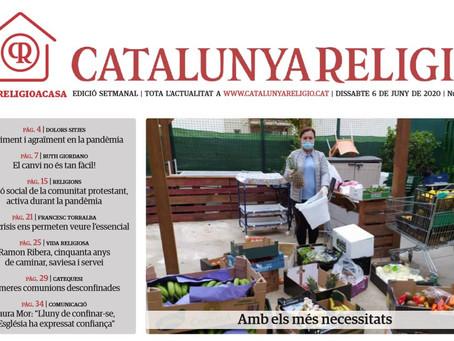 El darrer Catalunya Religió del confinament