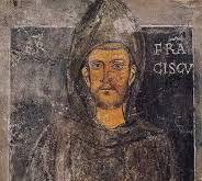 "Francesco d'Assis; ""Tutti Fratelli""."