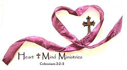 Heart and Mind Ministries logo Marci Julin