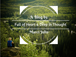 Full of Heart & Deep in Thought blog