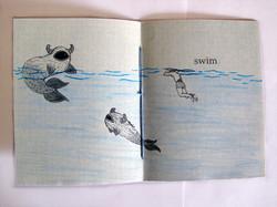 Ocean Monster Book