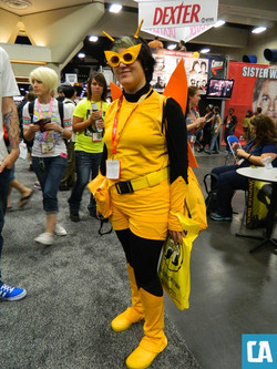 Henchlady - The Venture Brothers