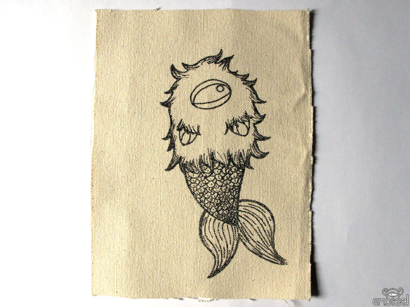 MerYeti Patch