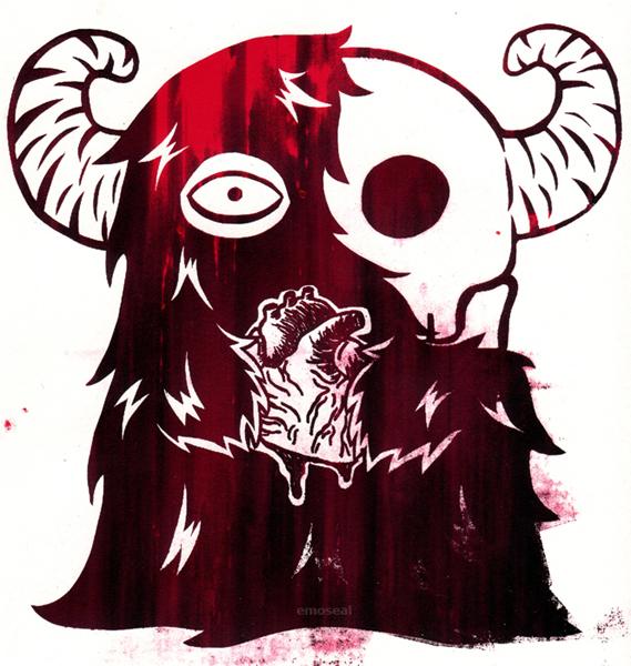 Skullface Monster